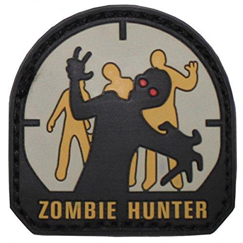 BKL1 Klettabzeichen 3D Zombie Hunter Patch Cap Ärmelabzeichen 1603