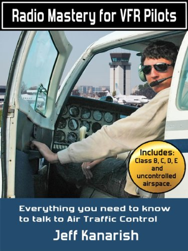 Radio Mastery for VFR Pilots (English Edition) (Radio Air Control)