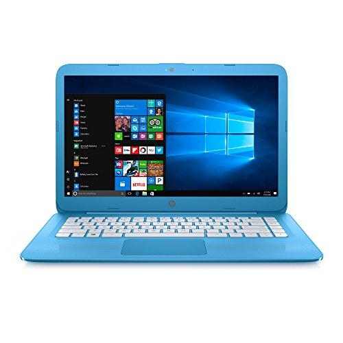 HP Stream 14-ax010nr Celeron 14 inch SVA eMMC Blue