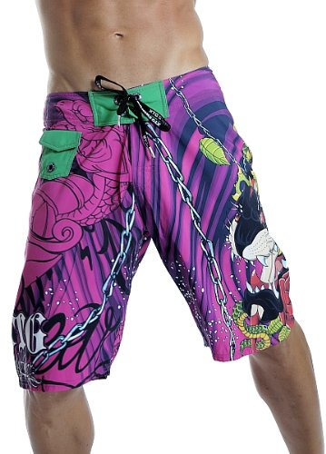 XTG Black Kill Beach Short L