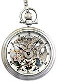 Rotary Men's  pocket skeleton mechanical watch MP00723/21