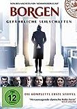 Borgen - Geährliche Seilschaften - Die komplette Staffel 1 [3 DVDs]