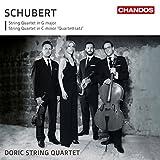 Schubert: Streichquartett in c-moll D 703/ Streichquartett in G-Dur Op. post 161, D 887