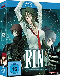 Rin - Daughters of Mnemosyne [Blu-ray]