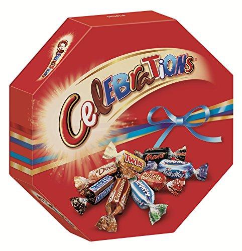 Celebrations Geschenkpackung, 3 Packungen (3 x 277 g)