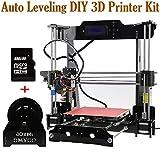 3D Printers Prusa i3 Auto Leveling Desktop 3D Printer DIY Kit Self-assembly Acrylic
