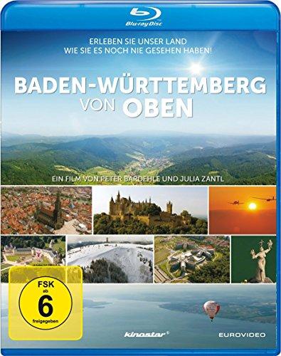 Baden-Württemberg von oben [Blu-ray]