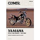 Clymer Yamaha XV535-1100 Virago (1981-2003) by Clymer