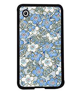 PrintVisa Designer Back Case Cover for Samsung Galaxy Tab 2 (7.0 Inches) P3100 (Beautiful Flower Print Wall Paper Poster)