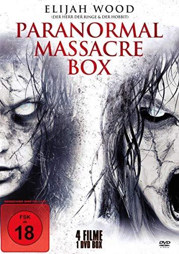 Paranormal Massacre Box (4 Filme-Uncut-Edition)