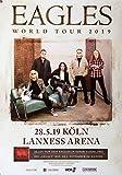 TheConcertPoster Eagles - World Tour, Köln 2019  