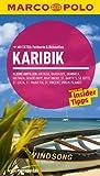 MARCO POLO Reiseführer Karibik, Kleine Antillen: Reisen mit Insider-Tipps. Mit EXTRA Faltkarte & Reiseat - Michael Auwers