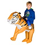 Costume de déguisement Tigre chevauche moi gonflable pour Enfants