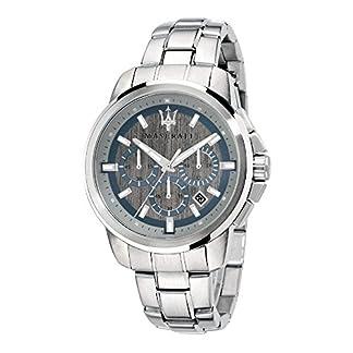 Reloj para Hombre, Colección Successo, Movimiento de Cuarzo, cronógrafo, en Acero – R8873621006