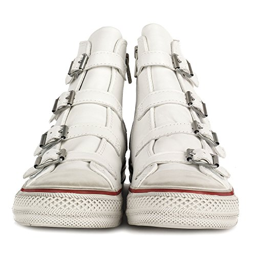Ash Scarpe Virgin Sneaker Bianco Donna Bianco