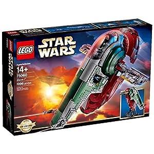 LEGO 75060 Ucs Slave 1 Ultimate Collector's Series Gioco di Costruzione 2765954323688 LEGO