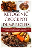 The Best Ketogenic Crockpot Dump Recipes: Create Mouth Watering Keto Dump Meals in Your Slow Cooker by Dumping it and Forgetting It!: Volume 11 (Andrea Silver Healthy Recipes)