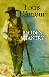 Borden Chantry (Center Point Premier Western (Large Print)) by Louis L'Amour (2010-09-01)