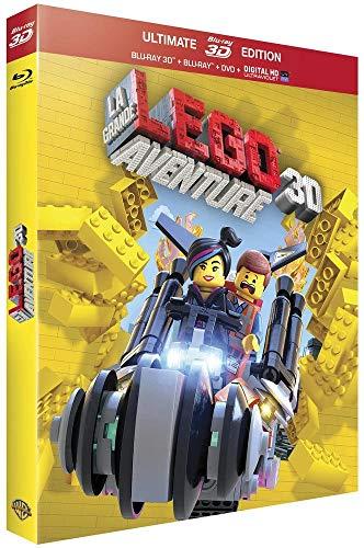 La Grande Aventure Lego [Édition Ultimate - Blu-ray 3D + Blu-ray + DVD + copie digitale]