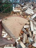 Birch Firewood Dry Betulla legna da 60litri sacchi 30cm