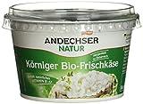 Andechser Natur Körniger Bio-Frischkäse 20% Fett, 200 g