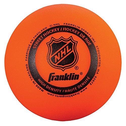 Franklin Sports NHL Street Hockey Ball, 1 ball (Franklin Street)