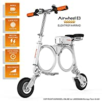 AIRWHEEL E3 Electric Motor Folding Bike Bicycle