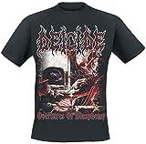 Deicide Overtures of Blasphemy T-Shirt schwarz M