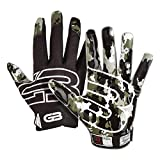 Grip Boost Stealth 'Pro Elite' American Football Receiver Handschuhe - schwarz/camo Gr. L