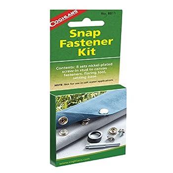 Coghlans Snap Fastener Kit...