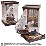 Noble Collection - Harry Potter Figurines Hedwige Créatures magiques , 9.5 pouces