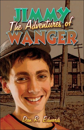 The Adventures of Jimmy Wanger Cover Image