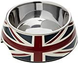 Dogit Union Flag 2-in-1 Dog/Cat Bowl, 350ml