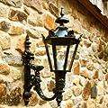 Auenleuchte Wandlampe Madrid Grn von wohnideen-shop.de