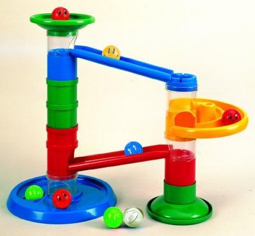 Winner Of The Oppenheim Toy Portfolio, Best Toy Award - Edushape Rollipop Advanced Ball Drop Set by Edushape -