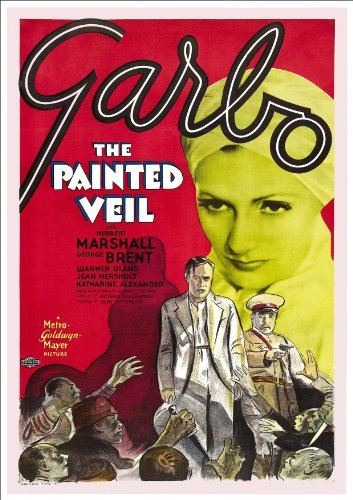 Fantastic A4 Glossy Print - 'The Painted Veil' (1934) - 3 - Taken From A Rare Vintage Movie / Film Poster (Vintage Movie / Film Posters)