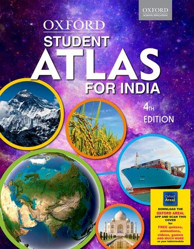 Oxford Student Atlas For India (4th Edition)