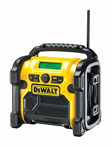 DeWalt DCR019-QW – Baustellenradio - 3