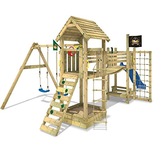 wickey stelzenhaus hillbillys farm spielturm. Black Bedroom Furniture Sets. Home Design Ideas