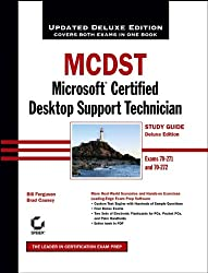 MCDST: Microsoft Certified Desktop Support Technician Study Guide (Exams 70 - 271 and 70 - 272). Deluxe Edition (Computing)