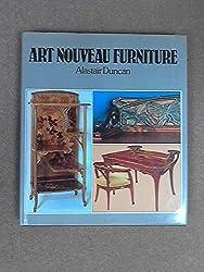 Art Nouveau Furniture by Alastair Duncan (1982-11-08)