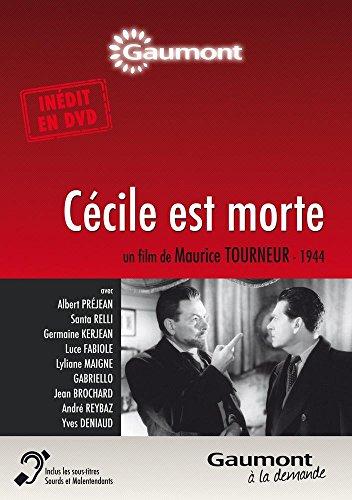 Bild von Cécile est morte [FR Import]