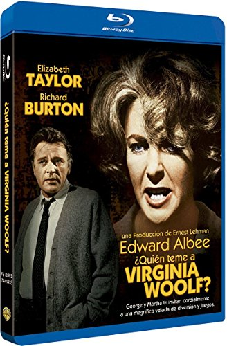 ¿Quién Teme A Virginia Woolf? [Blu-ray] 51h 2Bb7mddOL