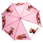 Childrens Umbrella Red Panda