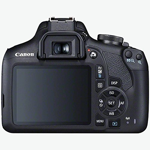 Canon EOS 2000D BK BODY EU26 SLR Camera Body 24.1MP CMOS 6000...