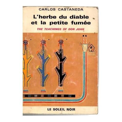 L'herbe du diable et la petite fumee - une voie yaqui de la connaissance