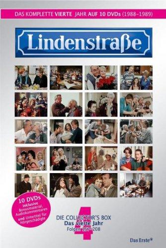 Lindenstraße - Das komplette 4. Jahr (Collector's Box, 10 DVDs)