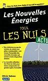 Les Nouvelles Energies pour les nuls