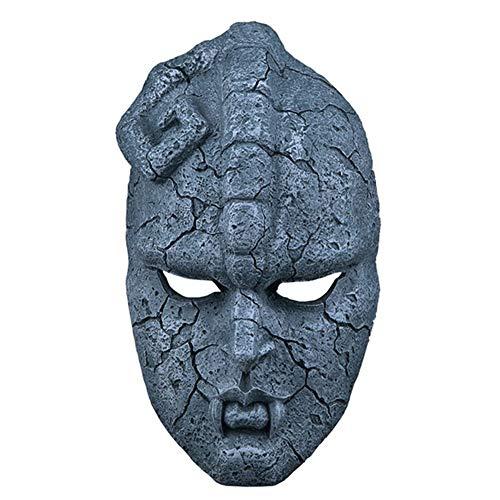 Beste Halloween Maske - TINKOU Horror Halloween Maske, Stone Face
