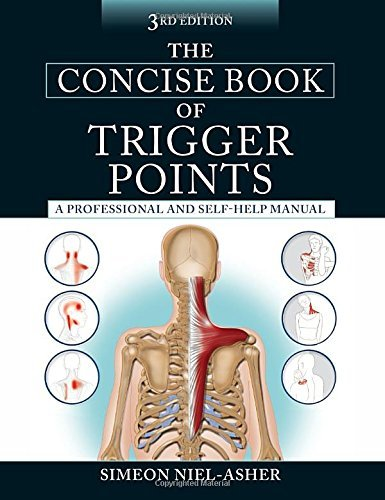 The Concise Book of Trigger Points, Third Edition by Simeon Niel-Asher (2014-09-16)